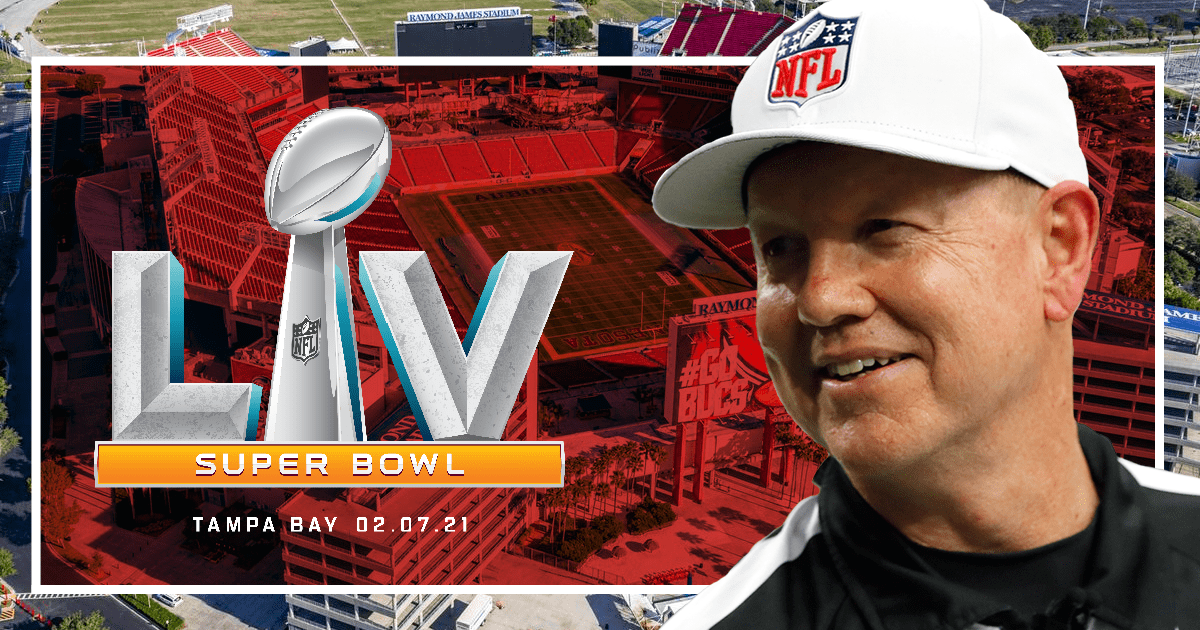 Super Bowl LV liveblog: Chiefs vs. Buccaneers