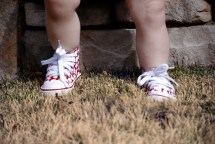 Baby Feet Shoes