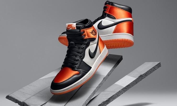 various colors 7f31f 50371 Release Info - Air Jordan 1 Satin Shattered Backboard Womens ...