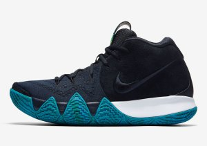 Nike Kyrie 4 Dark Obsidian