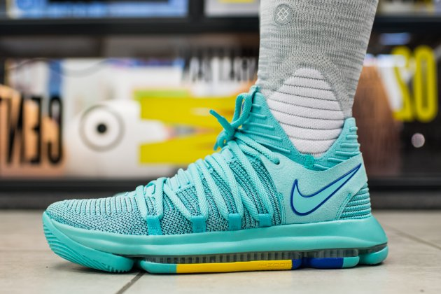 Nike Kd x Hyper Turquoise