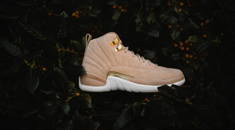 Air Jordan 12 Vanchetta Tan