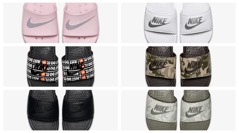 Nike Mens & Womens Sliders