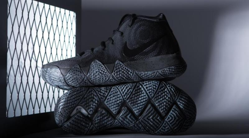 Kyrie 4 Blackout