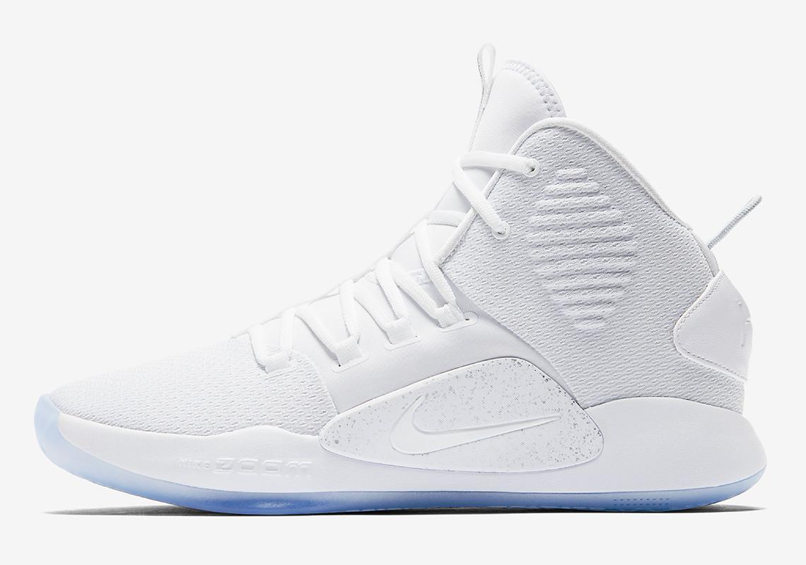 Nike Basketball Hyperdunk X Pure White