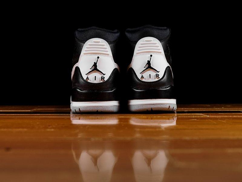Air Jordan Legacy 312 Black Cement Renart 4