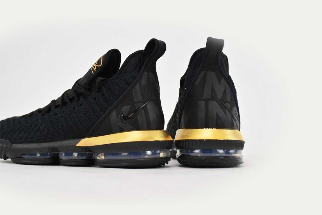 495dbb60ad190 Be a King On Court with The Nike Lebron 16