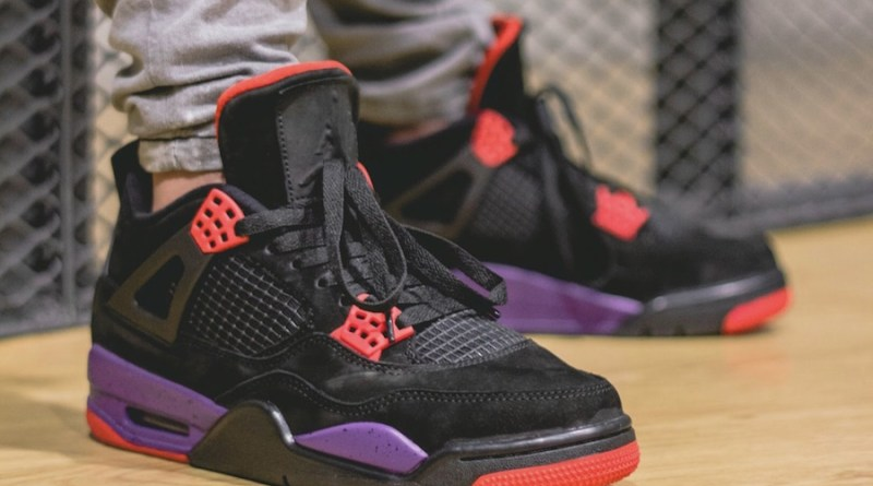 size 40 3e84d fb2da 🚨Re-Stock🚨 - Air Jordan 4 Raptors NRG | Footfire.co.uk