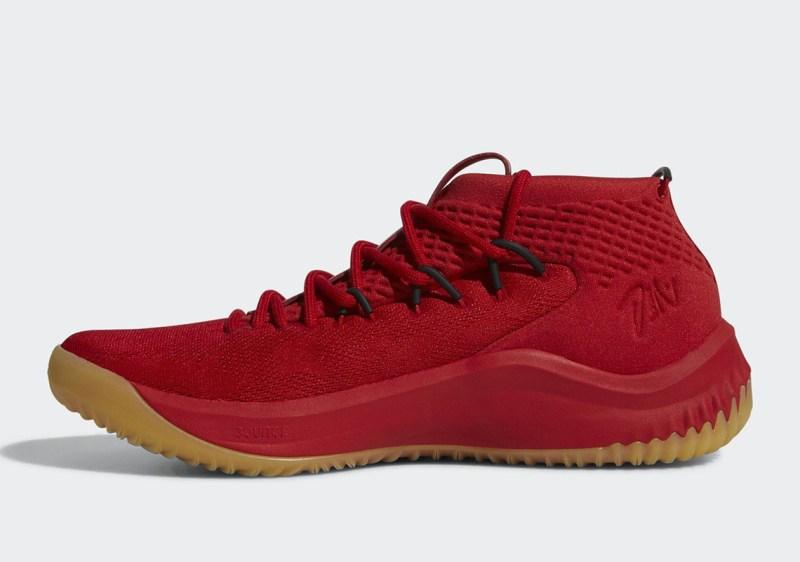 adidas-dame-4-scarlet 2