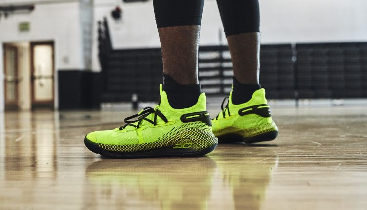 SALE - Under Armour Curry 6 \