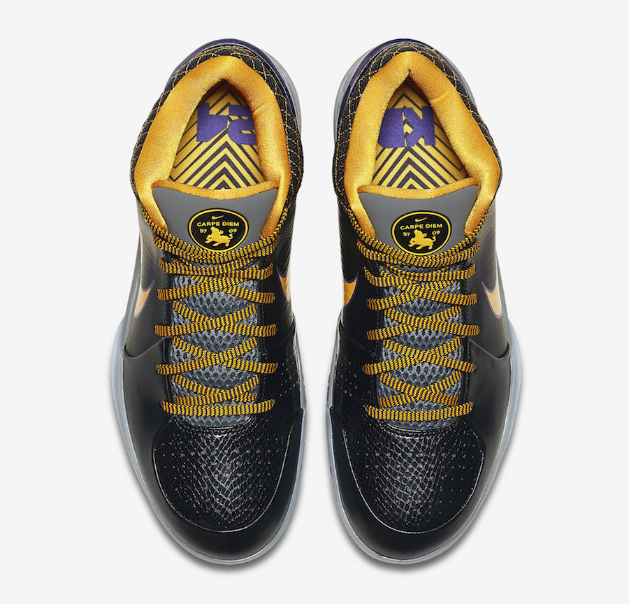 Nike Kobe 4 Protro Carpe Diem NOW