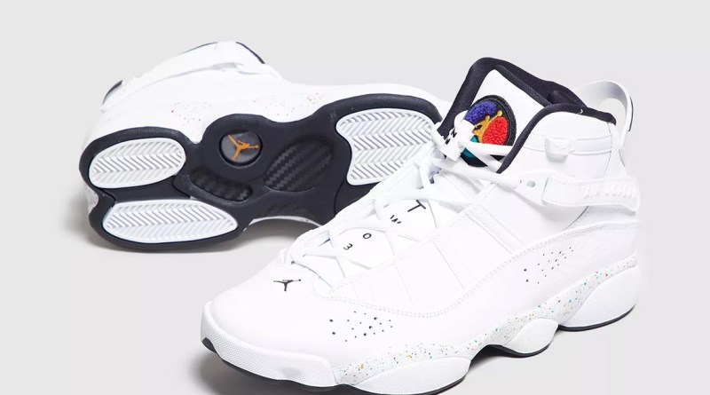 best sneakers 26ba9 c94ce SALE - Save 30% On The Air Jordan 6 Rings