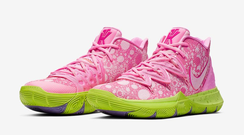 where-to-buy-nike-kyrie-5-patrick-star-spongebob-sqaurepants-collection 5