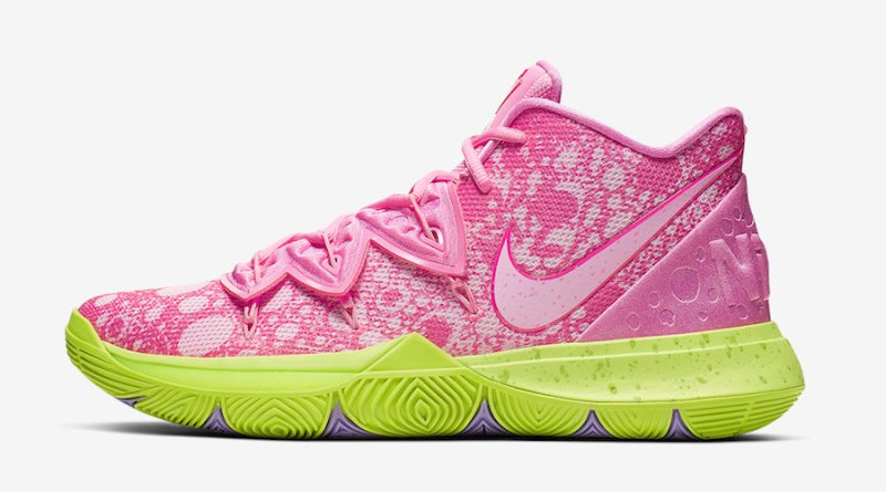 where-to-buy-nike-kyrie-5-patrick-star-spongebob-sqaurepants-collection 6
