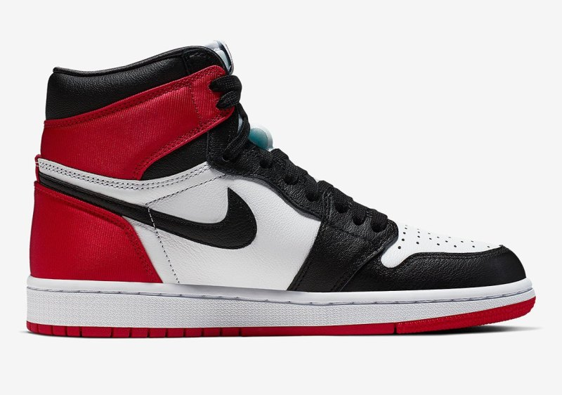 Where To Buy Air Jordan 1 Satin Bred Toe 5