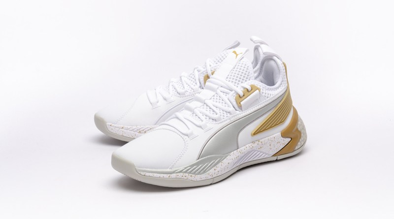 puma-uproar-hybrid-puma-white-metallic-gold 1