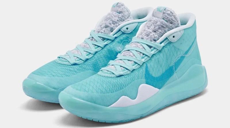Nike kd 12 Blue Gaze Release Info