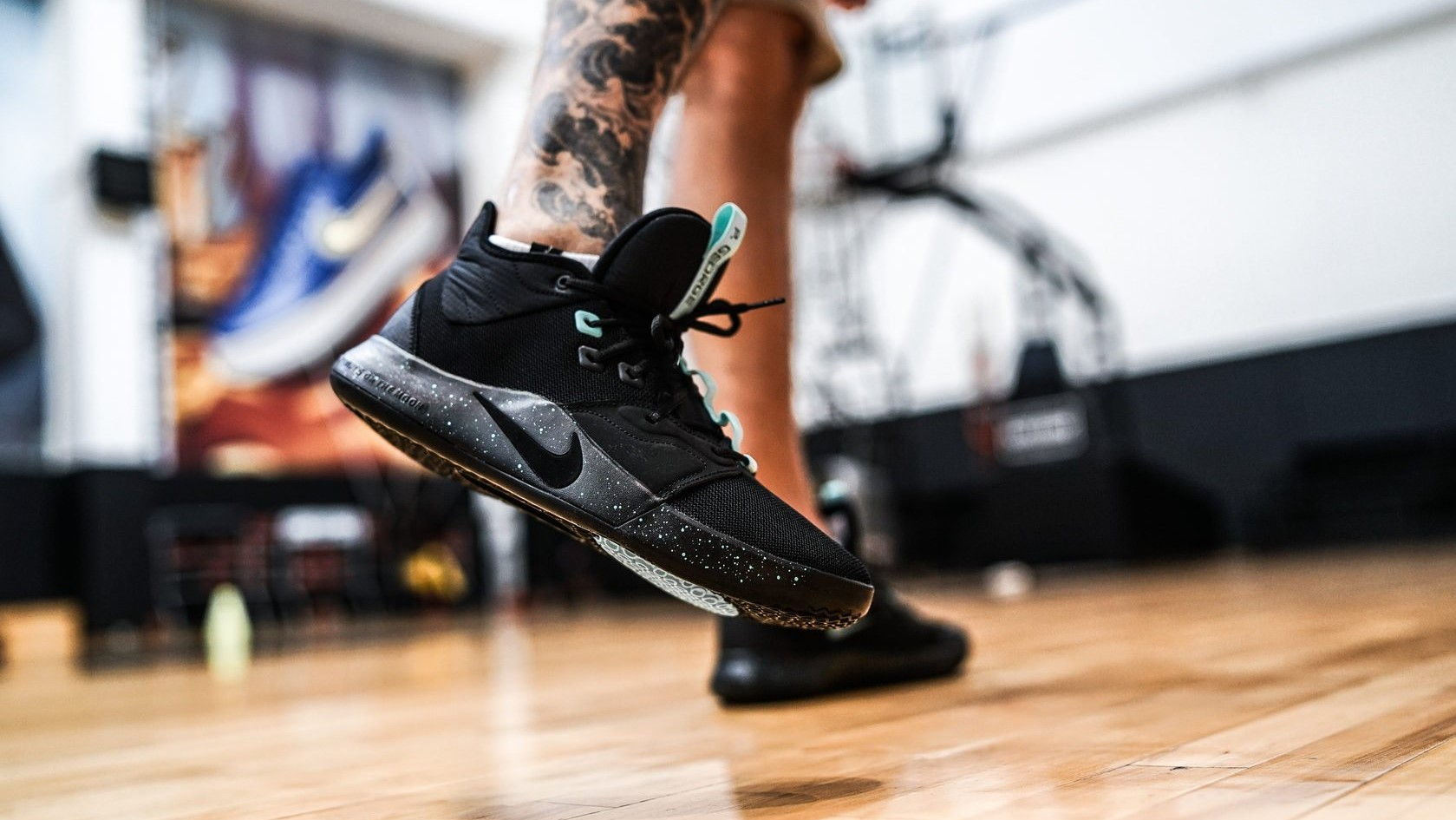 Get The Nike PG 3 \