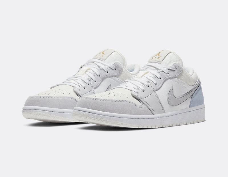 Air Jordan 1 Low Paris cv3043-100 Release info UK Europe 9