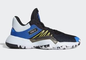 Adidas DON Issue 1 Riverside Hawks EF9908 Release Info UK