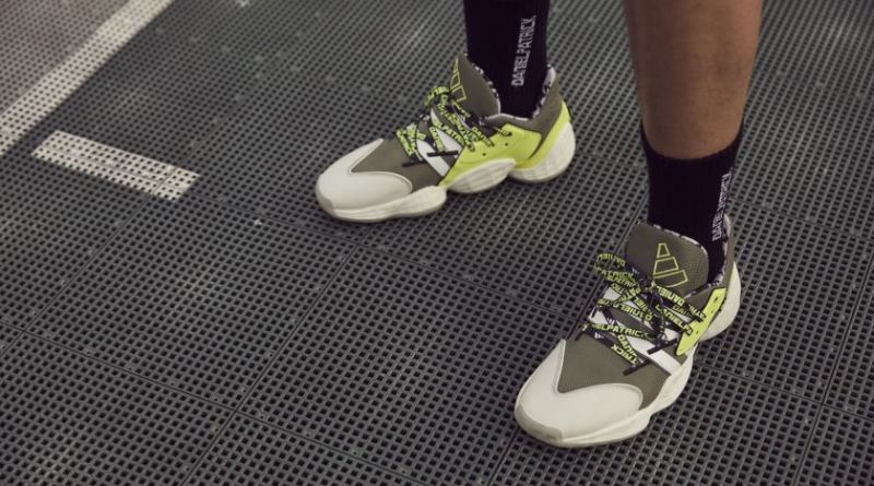 Adidas Harden Vol 4 X Daniel Patrick FV8921 Sale