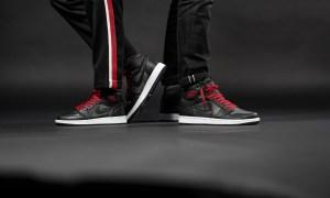 Air Jordan 1 Retro High Satin Black 555088-060 Sale uk