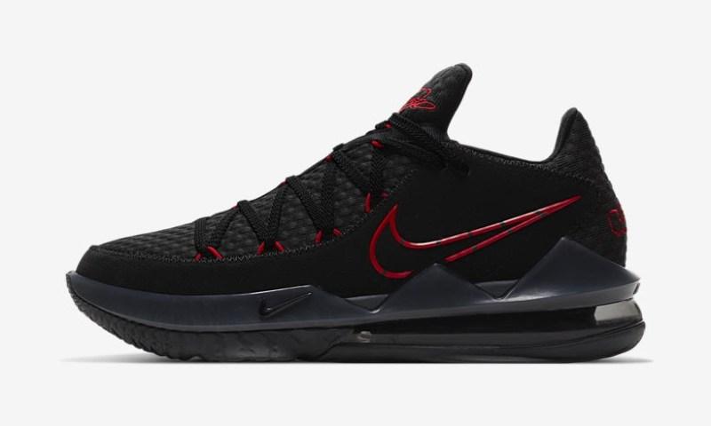 Nike Lebron 17 Low Bred CD5007-001 - Release Info UK 1