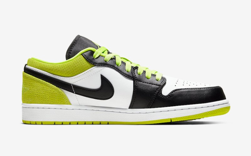 Air Jordan 1 Low Cyber Green Ck3022 003 Now Available Foot Fire