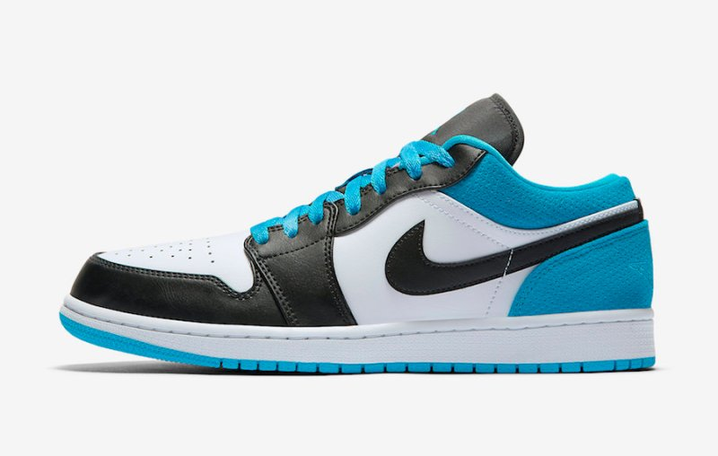 Where to buy Air Jordan 1 Low SE Laser Blue CK3022-004 UK 2
