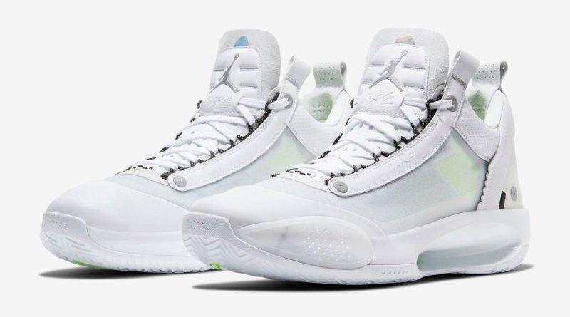Air Jordan 34 Low Pure Money CU3473-100 Now Available 2