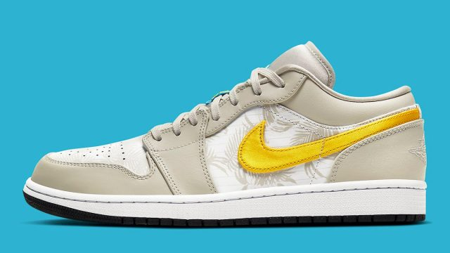Air Jordan 1 Low Palm Tree Now Available Foot Fire
