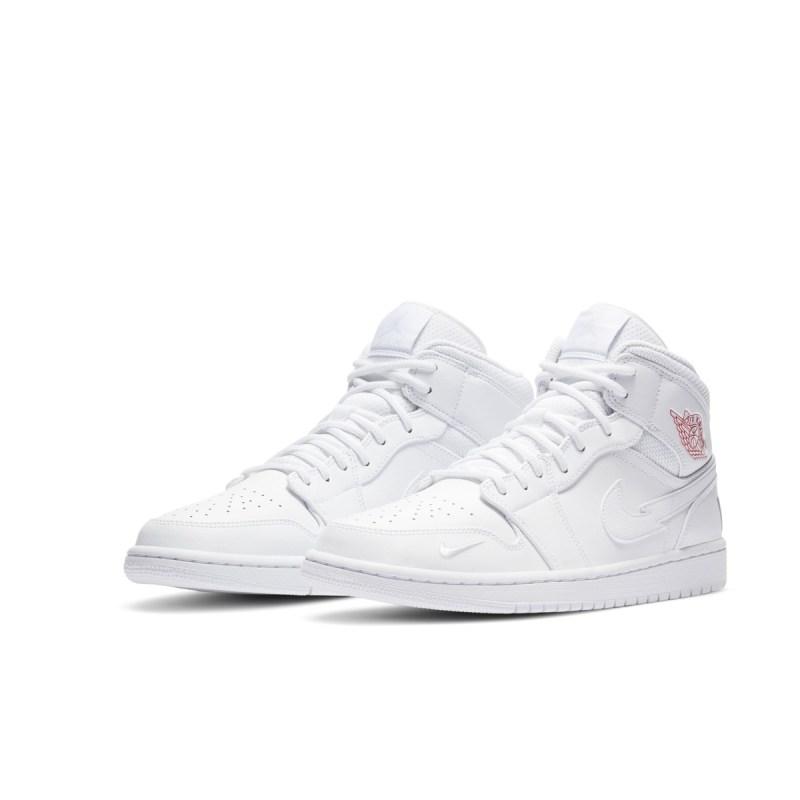 Air Jordan 1 Mid Nike Swoosh On Tour CW7589-100 Release Info UK 2