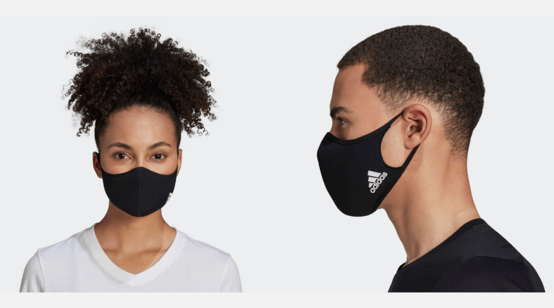 Adidas Face Cover 3-Pack H08837 Now Available