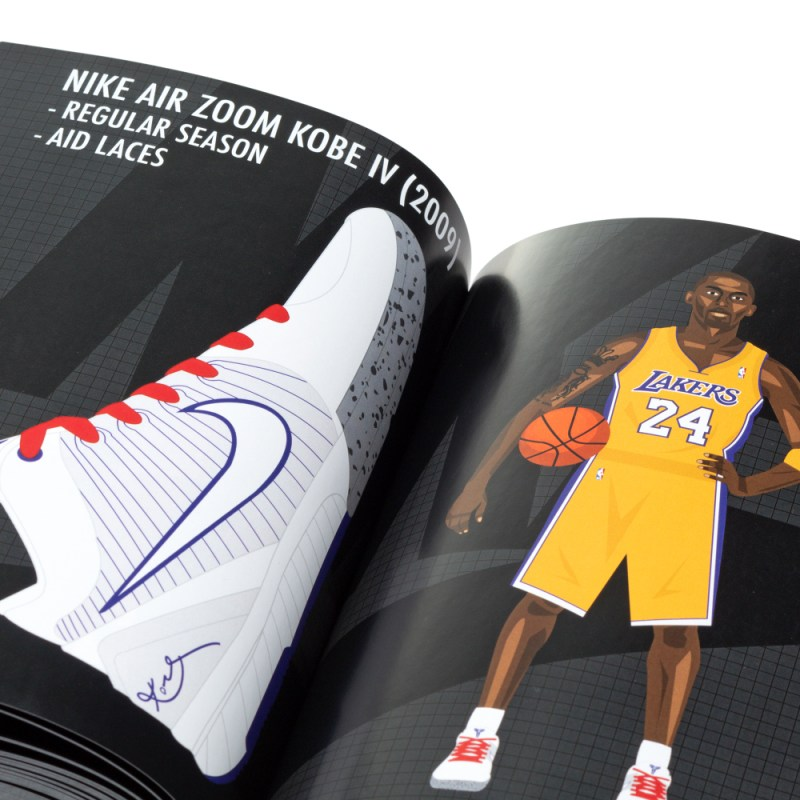 1995-2016 Kobe Bryant Sneaker History Book - Now Available 6