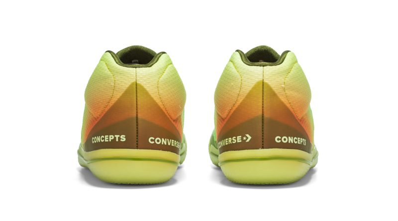 Concepts x Converse All Star BB EVO Mid Southern Flame 170591C 5