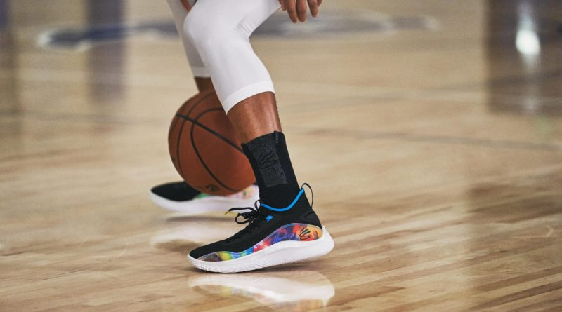 Under Armour Curry 8 Feel Good Flow (3024032-001) - Where To Buy Feature