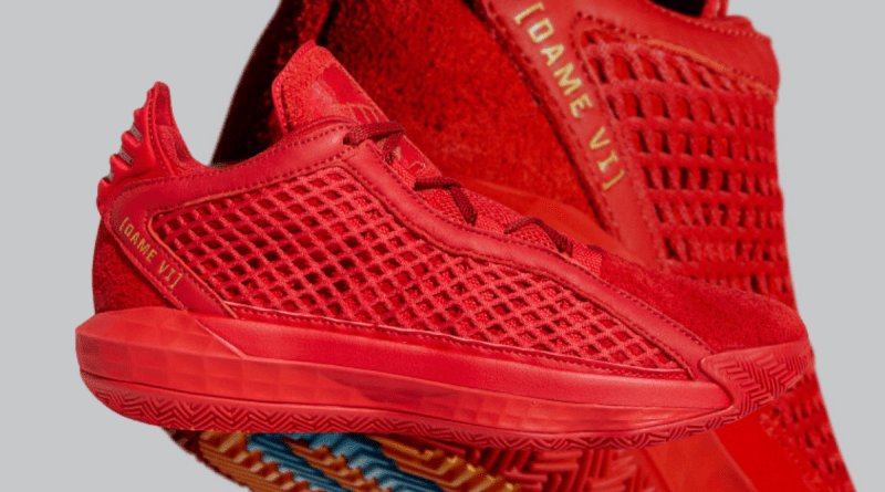 adidas-dame-6-red-leather-fx9021-20-off-sale Feature