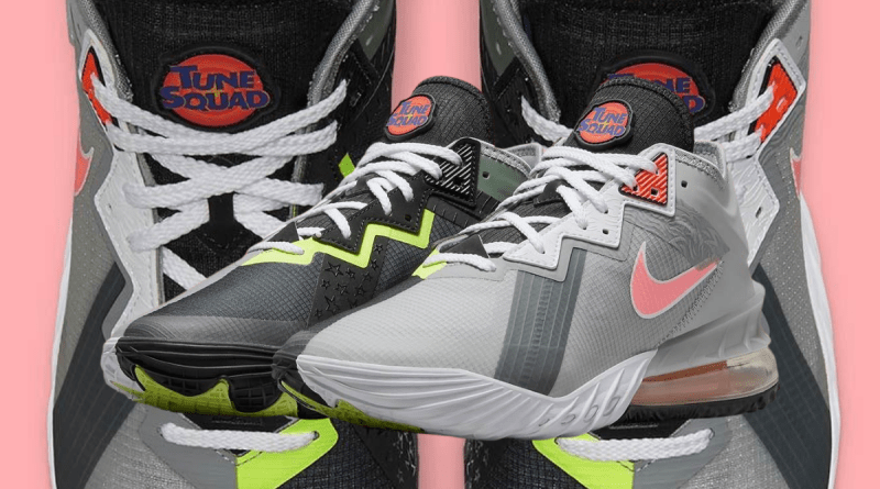 nike-lebron-18-low-bugs-bunny-x-marvin-the-martian-cv7562-005-release-info Feature Image