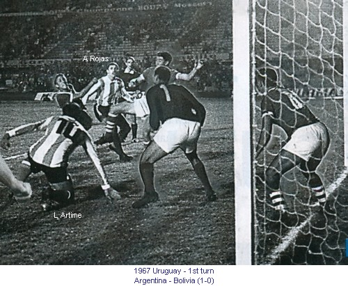 Image result for venezuela vs chile 1967