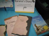 Karana's diaries created during our book study of The Island of the Blue Dolphins