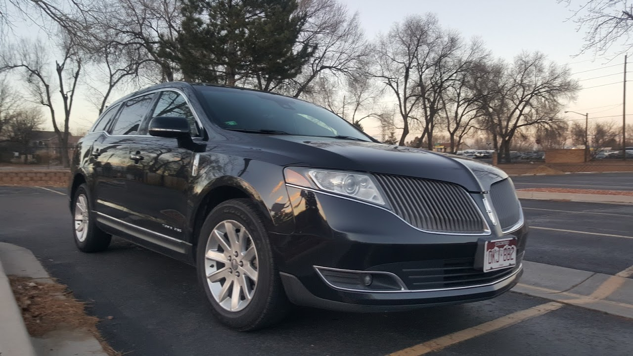 All well drive Lincoln MKT, up 4 passengers, traveling to Breckenridge