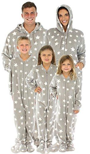 kids footie pajamas