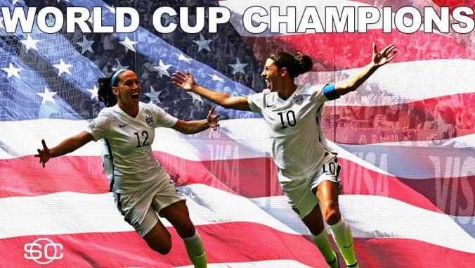 US women world cup champions