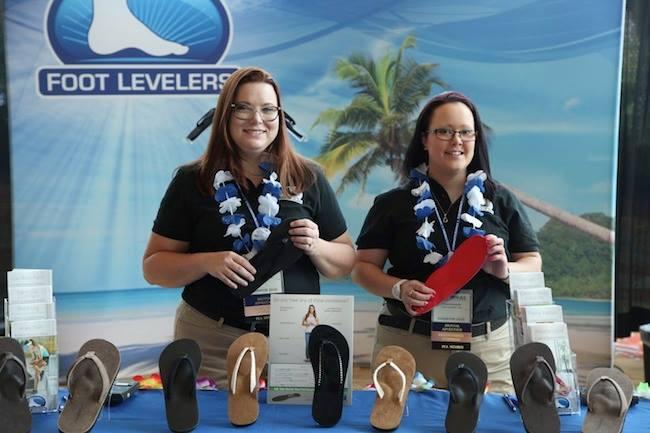 sales representatives footlevelers
