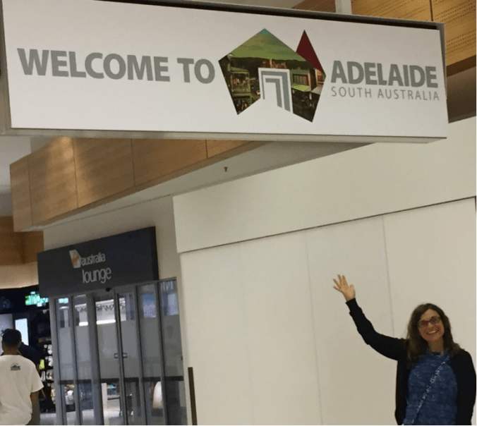 Welcome to Adelaide
