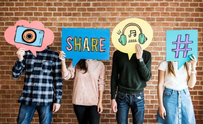 Social Share Marketing