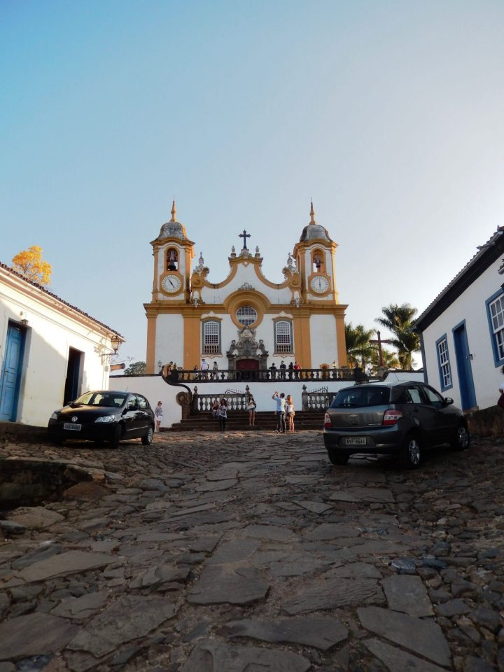 Matriz de Santa Antônio church.