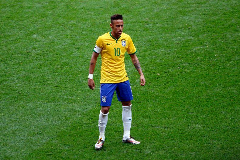 Brazil vs Chile by Anish Morarji under Creative Commons license CC BY 2.0