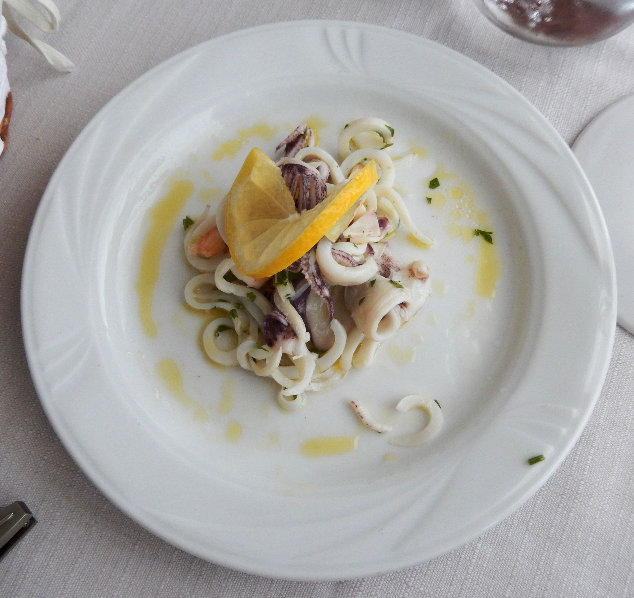Abruzzo Italy's Secret Regions Sea Food