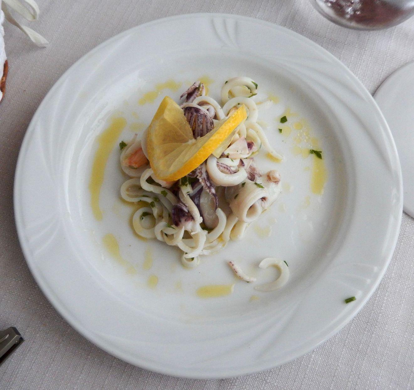 Abruzzo Italy's Secret Regions Sea Food